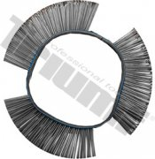 Drôtený nástavec, 103 x 23 x 0,5 / rovný vlas