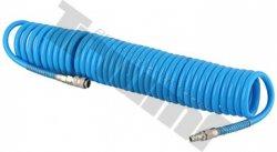 Hadica špirálová 8 x 12 mm, 10m PU, extra flexibilná