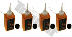 Olej 1000 ml do pneumatického uťahováku pk. 5456 (4 ks v balení 4x250ml)