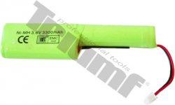 ND sada nabijacích batérií /3ks/do diódového svietidla pk 22170