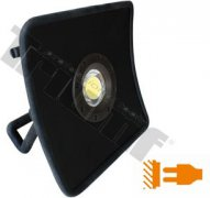 cob LED pracovná lampa nova 5