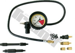 Merač tesnosti vo valci benzínových a dieslových motorov, 7 - dielny