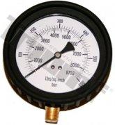 Manometer 0 - 600 Bar