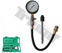 Tester tlaku benzínových motorov, 3-dielna sada, štandart