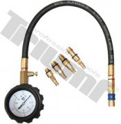 Tester tlaku benzínových motorov 0-20bar