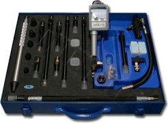 Kompresiometer benzín 3-17,5 Bar so zapisovaním a skrutkov.prísluš. rýchlospojky SPCS 17,5 M