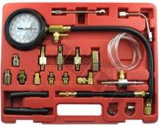 Tester na meranie tlaku paliva benzín, 20 ks