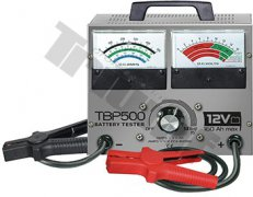 Tester batérii 12V, 160 Ah Max