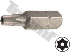 bit torx vŕtaný T27H-30L-8mm driek, materiál S2, vhodné do sád 150,171,176 dielnych