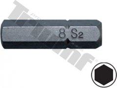 bit inbus  H12-30L-8mm driek, materiál S2, vhodné do sád 150,171,176 dielnych