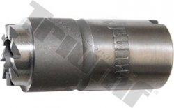 Frézka 180° 17*17mm: na sedlá vstrekovačov zúžený driek po výške 4mm, Piezo