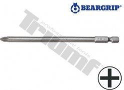 Bit krížový PH1 (150 mm), séria 4002, extra dlhý - PH2 (150 mm)