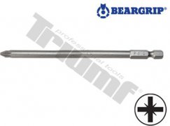 Bit krížový PD (150 mm), séria 4003, extra dlhý - PD1 (150 mm)