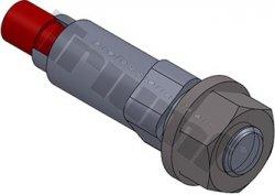 Demontážny prípravok prepadovej rúrky Denso, doplnok k 6991