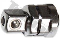 """Adaptér pre bit, vnútorný pre račňový kľúč 10 mm 6hran, prevedenie CrV - 1/4 """""""
