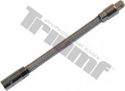 """Predĺženie 1/4"""" flexibilné - 1/4"""" - L 150 mm"""
