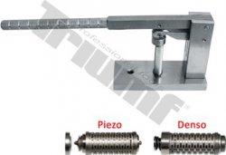 Inštalačný prípravok pre zatláčanie ventilu uzáveru piezo vstrekovača