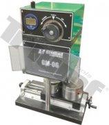 GM06 Brúska na úpravu dištančných podložiek pre nastavenie parametrov CR vstrekovačov
