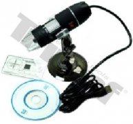 Elektronický mikroskop 200x