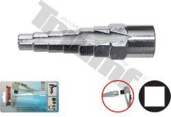 """Kľúč vodárenský stupňovitý, dlhý, 7 polôh, 1/2""""vstup (samica)"""