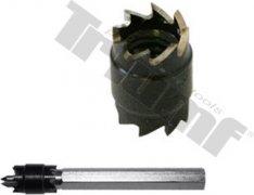 Náhradná frézovacia korunka 10 mm, určená na bodové zvary