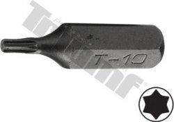 """Bit Torx nevŕtaný, 8 mm (5/16"""") driek, dĺžka 30 mm - T10"""