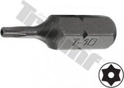 """Bit Torx vŕtaný, 8 mm (5/16"""") driek, dĺžka 30 mm - T10"""