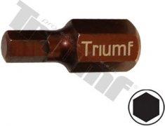 Bit Inbus, 10 mm driek, dĺžka 30 mm - 6 mm