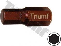 Bit Inbus, 10 mm driek, dĺžka 30 mm - 8 mm
