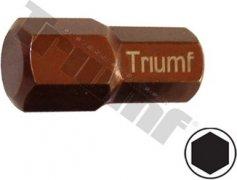 Bit Inbus, 10 mm driek, dĺžka 30 mm - 12 mm
