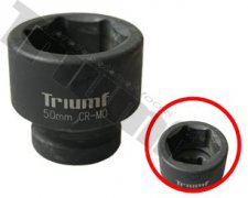 "Hlavica kovaná 1.1/2"" vstup, - 115 mm"