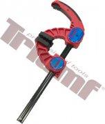 Zvierka stláčacia, jednoručná - 150 mm