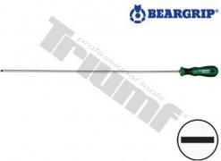 EXTRA dlhý plochý skrutkovač 2K - 5,5 x 500 mm