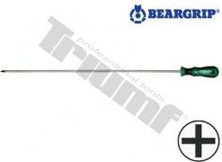 EXTRA dlhý krížový skrutkovač 2K - PH2 x 500 mm