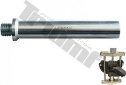 Pevný lisovací adaptér 250 mm,M24, Ø 31 mm.