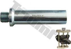 Pevný lisovací adaptér 140 mm, M24, Ø 31 mm