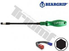 Flexibilný skrutkovač na bity (3010) 2K potlač Beargrip