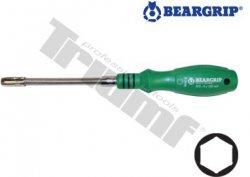 Flexibilný skrutkovač na 6 - hranné hlavice 6 mm