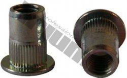 Maticové nity oceľový - M8 / 50ks