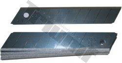 Čepeľ odlamovacia 0,5 x 18 mm, čierna