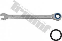Kľúč račňový očkovidlicový - 8 mm