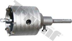 Korunka vŕtacia s TK plátkom a SDS uchytením - 30 mm