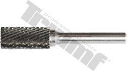 Frézka s valcovou stopkou Ø 6 mm, valcová s čelným ozubením, Ø12 mm, celková dĺžka 65 mm, tv
