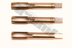 Závitníky sadové HSS DIN 352 špeciálne stúpanie - M12 x 1,25