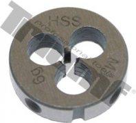 Závitové očko HSS, štandardné stúpanie M3 x 0,5 mm