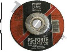 Kotúč brúsny na oceľ PSF - 125 x 7,2 mm