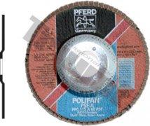 Kotúč brúsny lamelový PSF, univerzálny - 115 x Z 60
