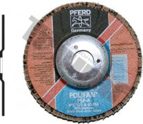 Kotúč brúsny lamelový PSF, univerzálny - 125 x Z 120