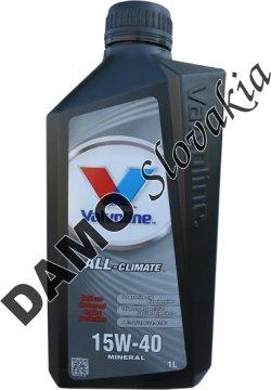 VALVOLINE ALL-CLIMATE 15W-40 - 1l