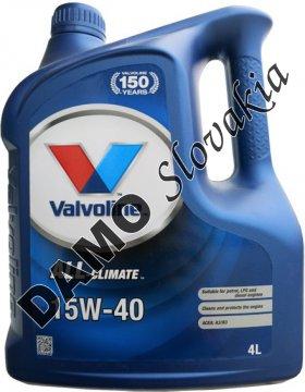 VALVOLINE ALL-CLIMATE 15W-40 - 4l